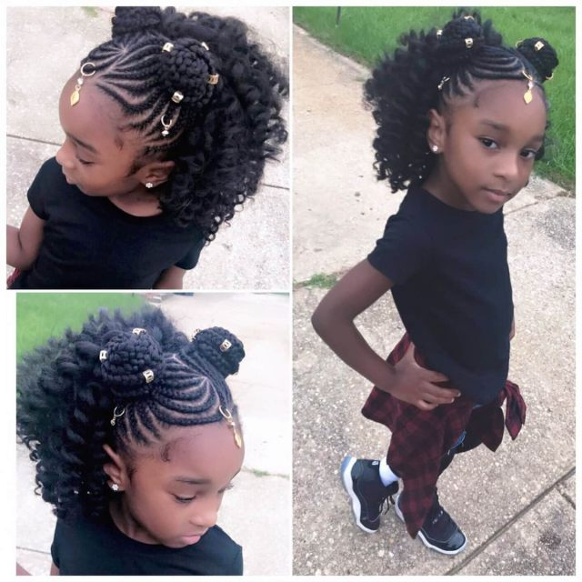 best weaving hairstyles for kids ▷ legit.ng