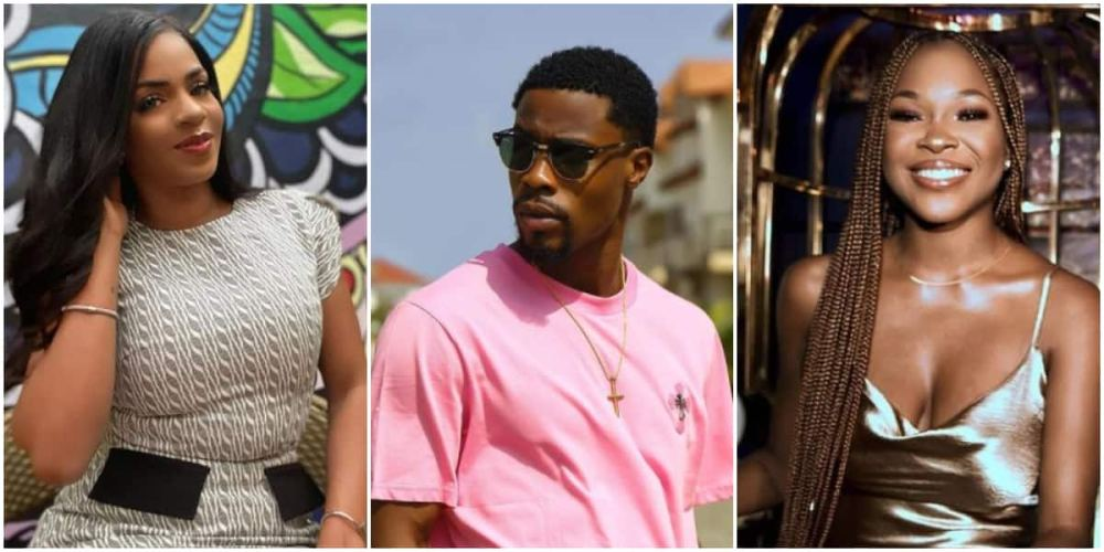 BBNaija's Neo says his relationship with Vee is not Venita's concern (video)