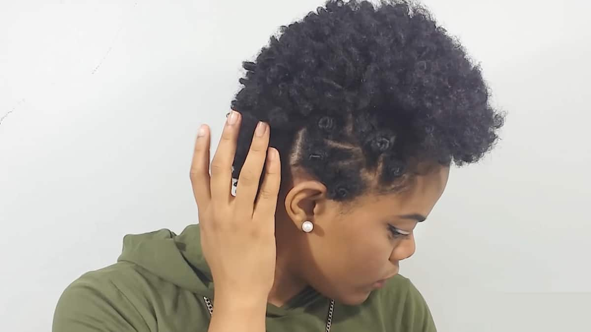 How To Style Short Natural Hair After Washing Legit Ng