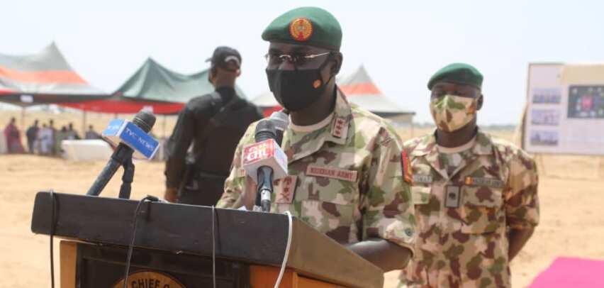 Buratai says his deputy, Adeosun saved him Boko Haram ambush in 2015