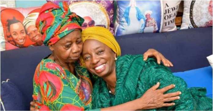 Lagos State First Lady Ibijoke Sanwo Olu Gov