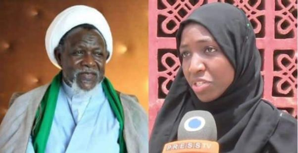 Image result for El-Zakzaky: Daughter raises fears, says her father could die soon