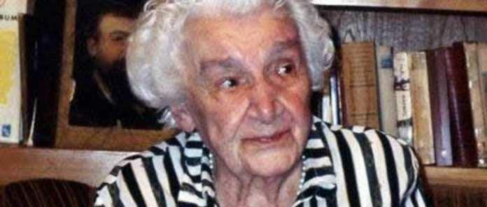 The last photo of Lina Medina in later life