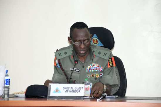 Major General Leo Irabor | Vanguard News