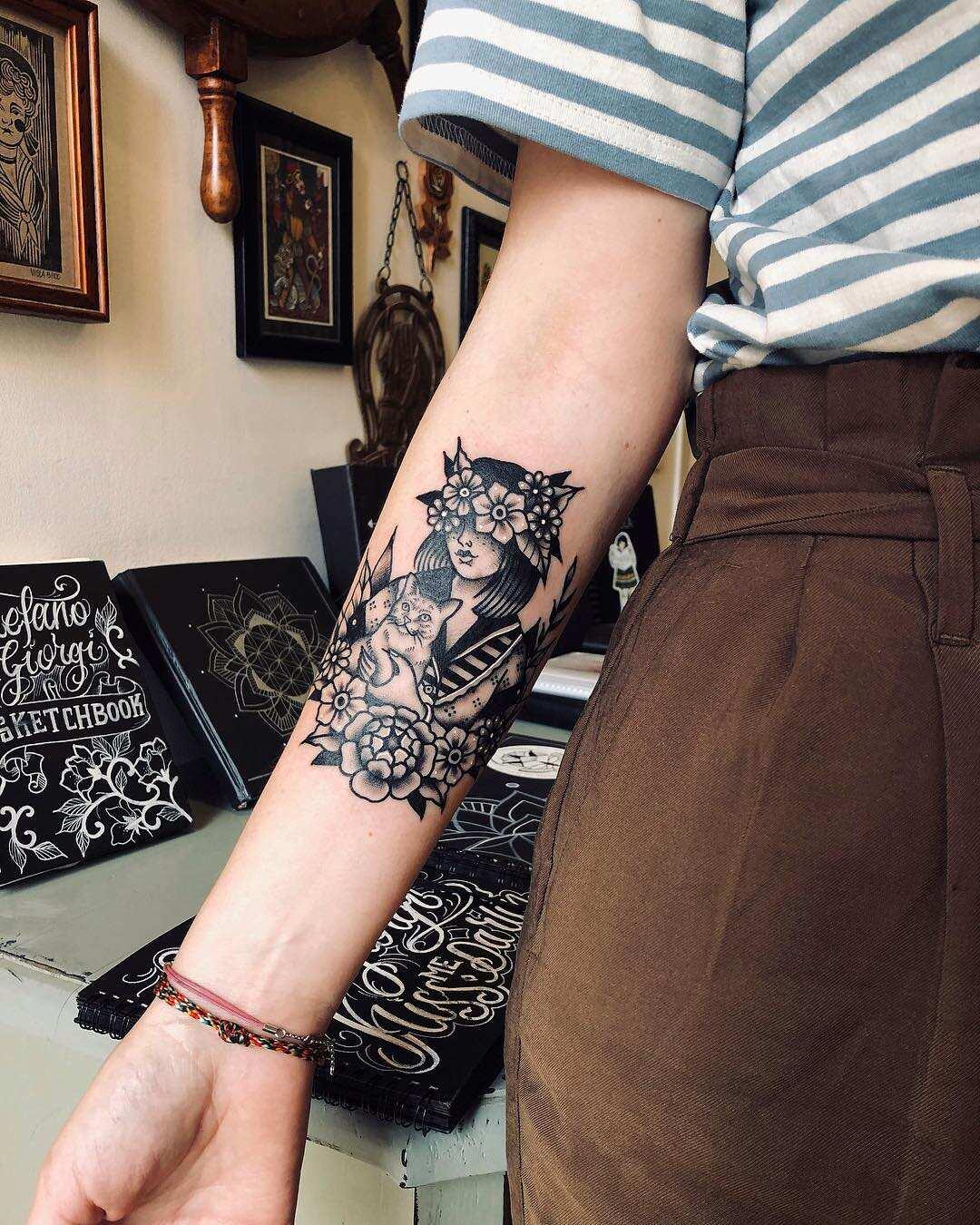 Womens Arm Tattoo Ideas : womens, tattoo, ideas, Tattoos, Design, Ideas, Women, Legit.ng
