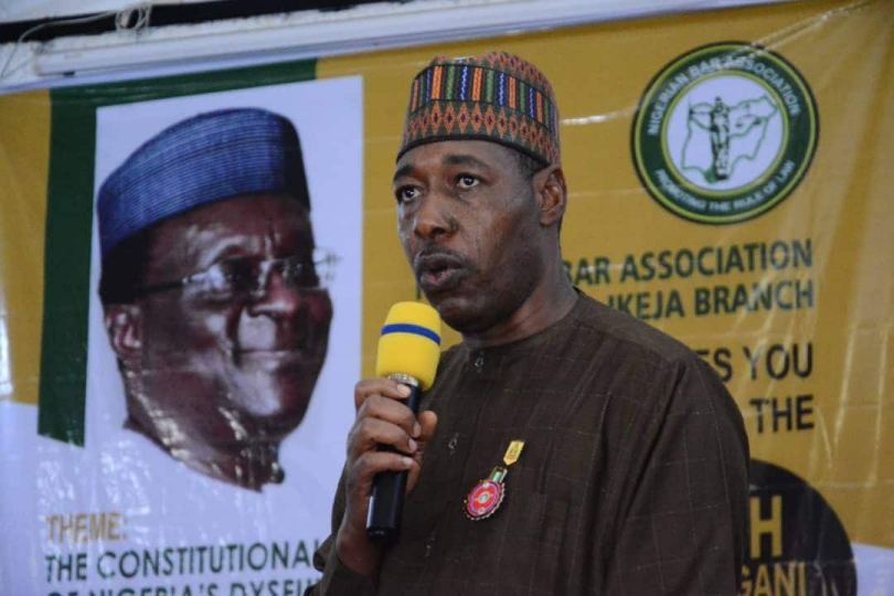 There are white men, Asians, Muslims and Christians in Boko Haram, says Zulum