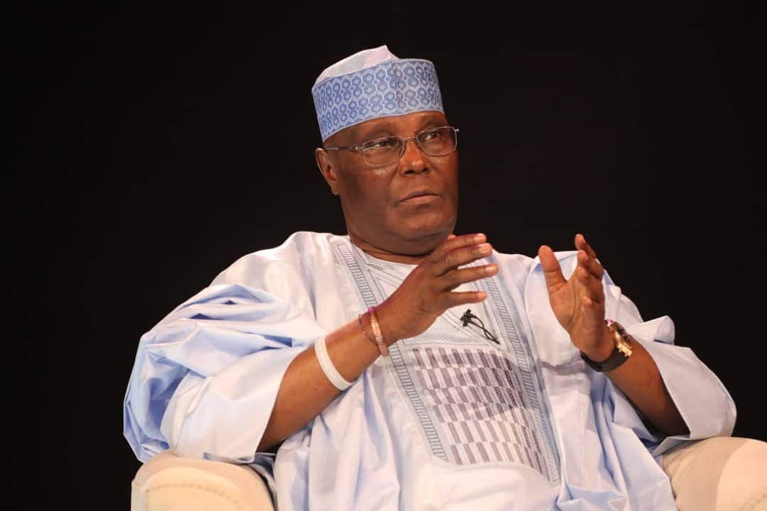 Image result for Atiku: Many didn't vote today because presidential poll was rigged