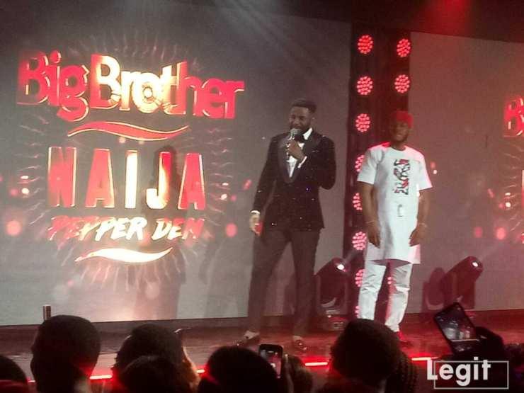 LIVE UPDATES: BBNaija 2019 'Forget Wahala' begins