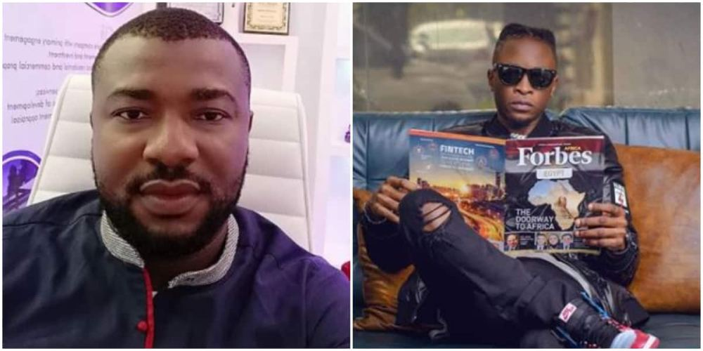 Businessman calls out BBNaija's Laycon for not showing appreciation after he allegedly spent N2m to vote for him