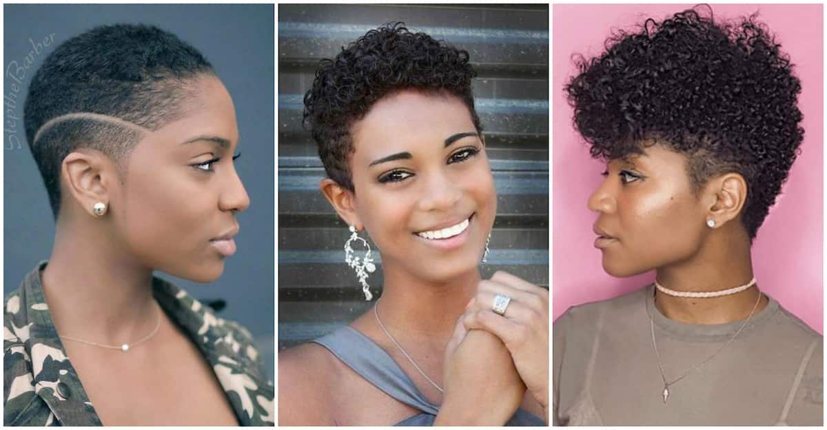 Top 15 Easy Natural Hairstyles For Short Hair