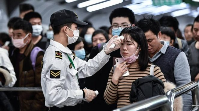 China discloses the number of Nigerians in town hit by coronavirus