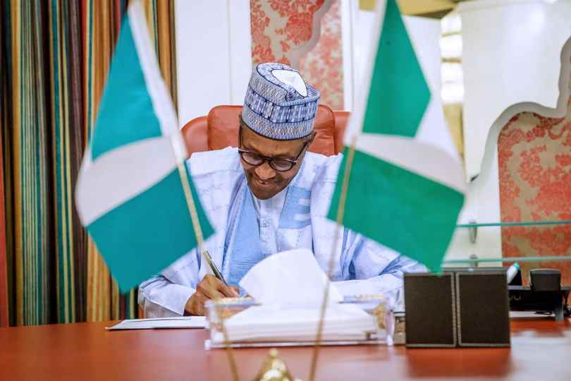Breaking: Buhari signs law ordering 6-month imprisonment for flouting COVID-19 protocol