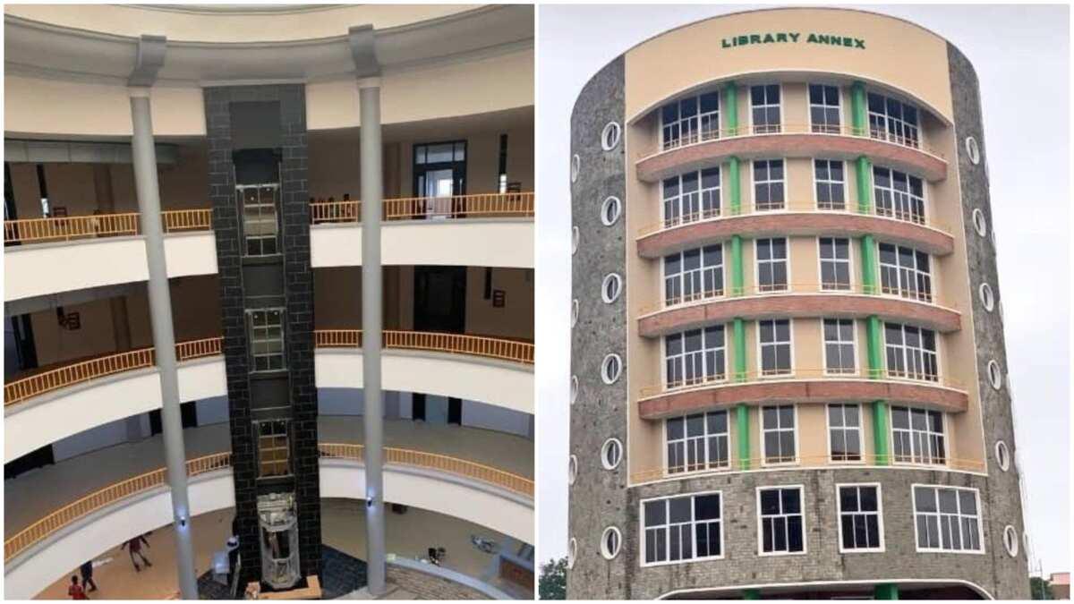 kwasu library