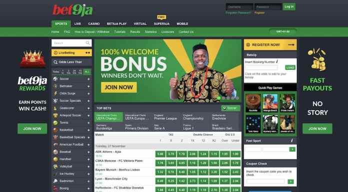 How to fund Bet9ja account with recharge card