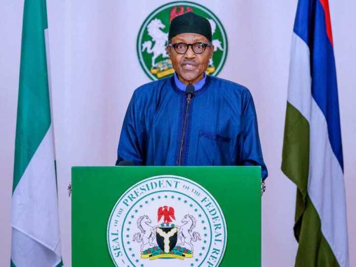Buhari addresses Nigerians on Friday