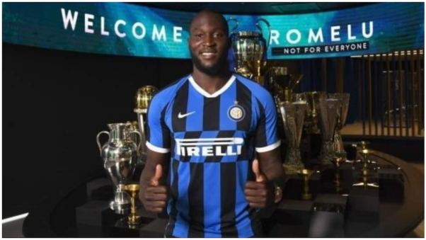 Image result for Romelu Lukaku: Ole Gunnar Solskjaer slams Belgian as he joins Inter