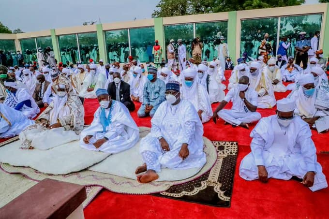 COVID-19: List of states that have banned sallah festivities