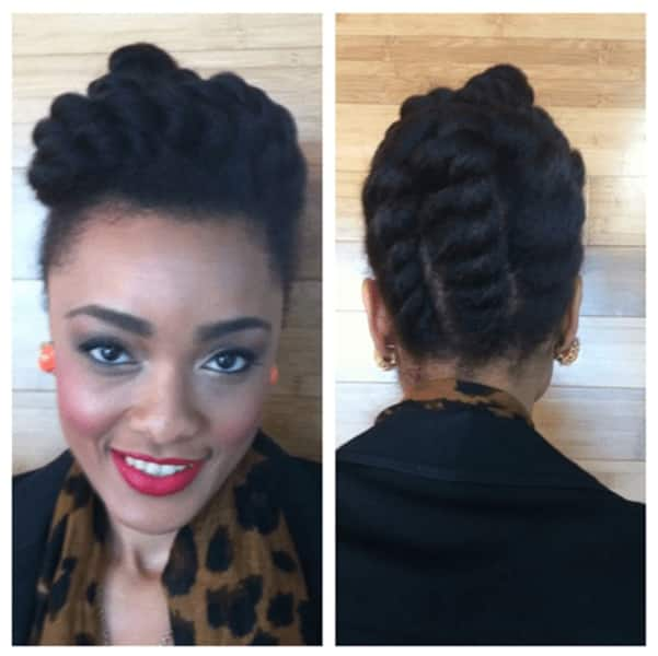 Trendy Braids For Short Natural Hair To Rock In 2018 Updated