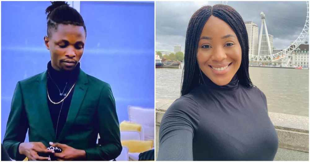 BBNaija's Laycon under fire for wishing Erica well in interview, fans call him 'manipulative'