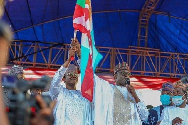 Matawalle's Defection: Full List of States Controlled by APC and PDP