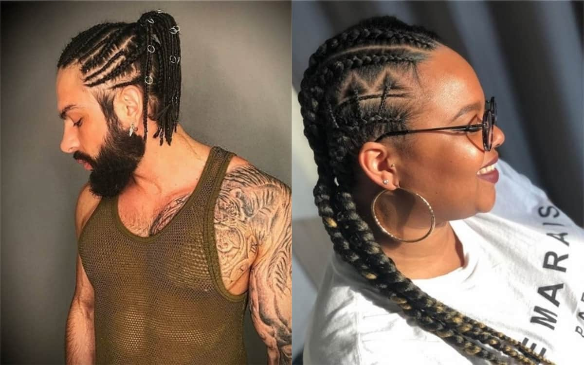 30 Cornrows Hairstyle Ideas For Men And Women Legit Ng