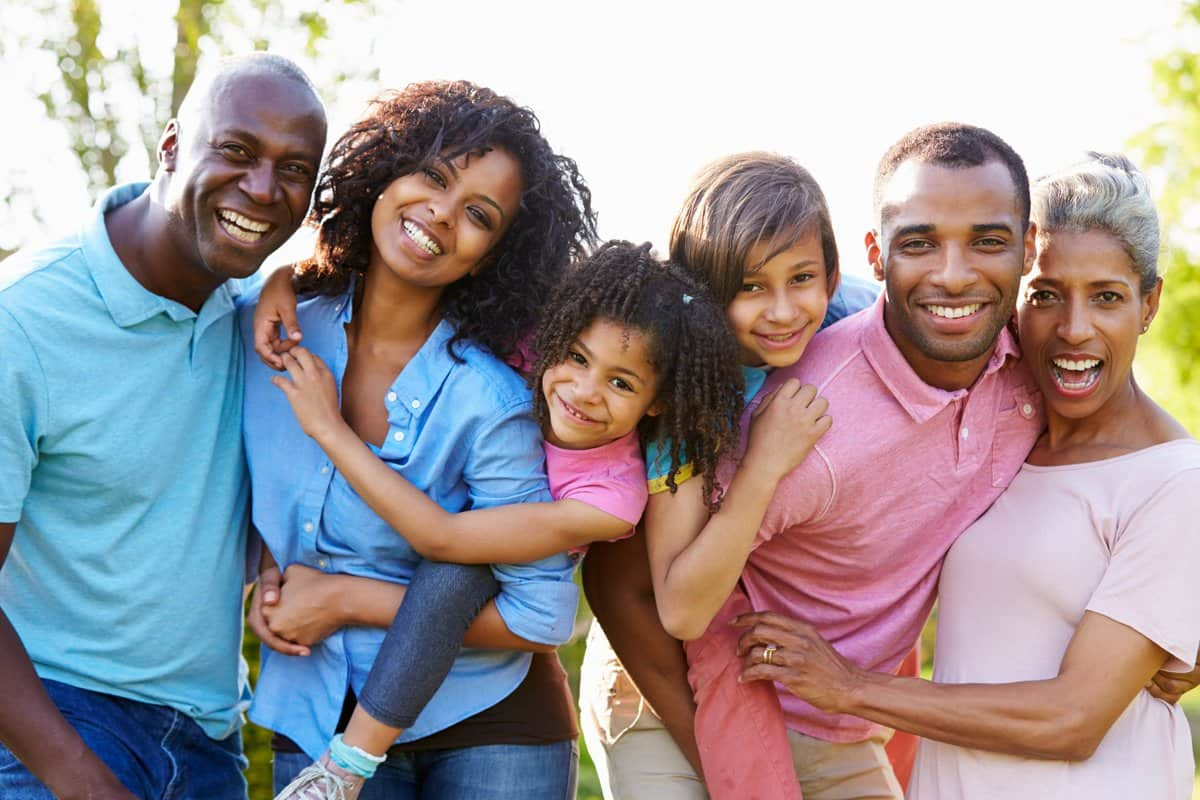 importance of family and