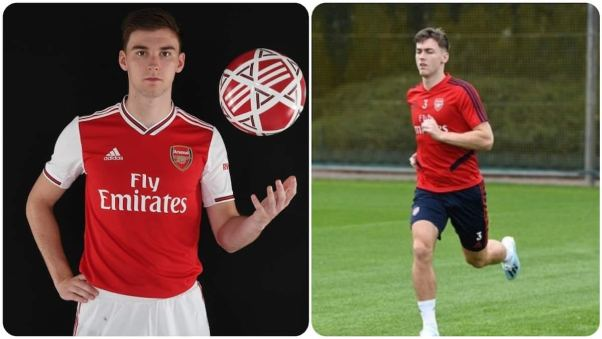 Image result for Kieran Tierney: Arsenal to miss services of summer signing until October