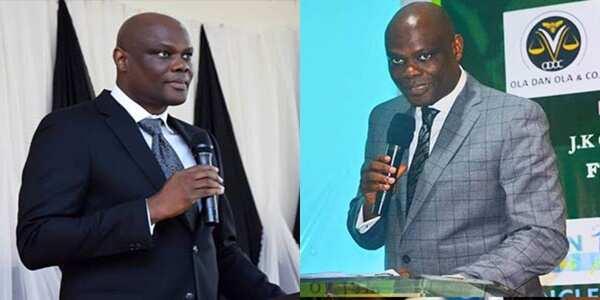 Olawale Fapohunda: Ekiti attorney-general tests positive to Covid-19