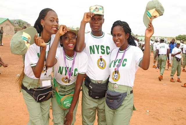 NYSC camps in Nigeria