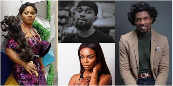 BBNaija: Boma and Tega to Continue Their Love Outside As They Get Evicted?  Michael, Peace Also Leave Show ▷ Nigeria news   Legit.ng