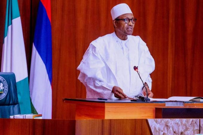 President Buhari has urged Nigerian youths to take part discussions about police reform