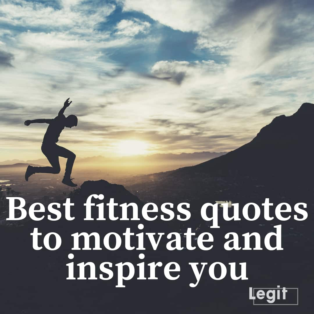 30 Best Fitness Quotes To Motivate And Inspire You Legit Ng