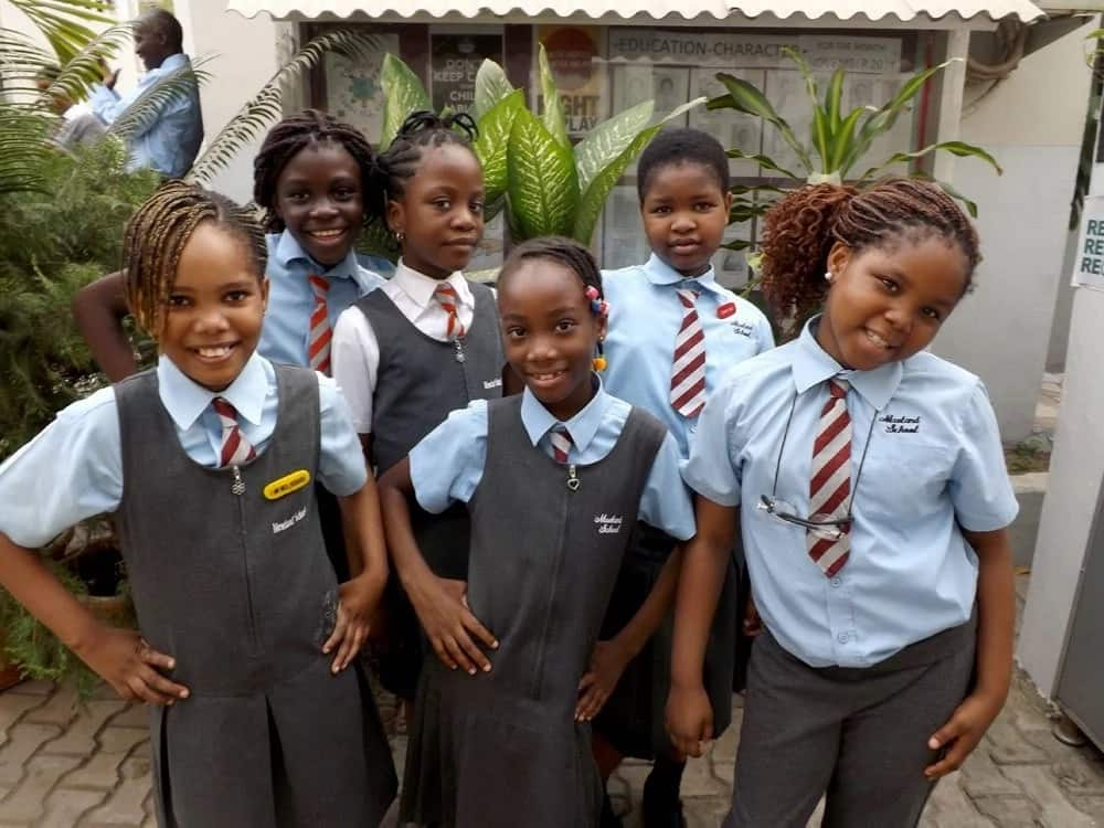school uniforms in nigeria
