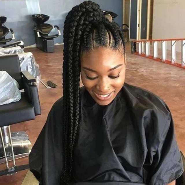 latest ghana weaving hairstyles in nigeria in 2019 ▷ legit.ng