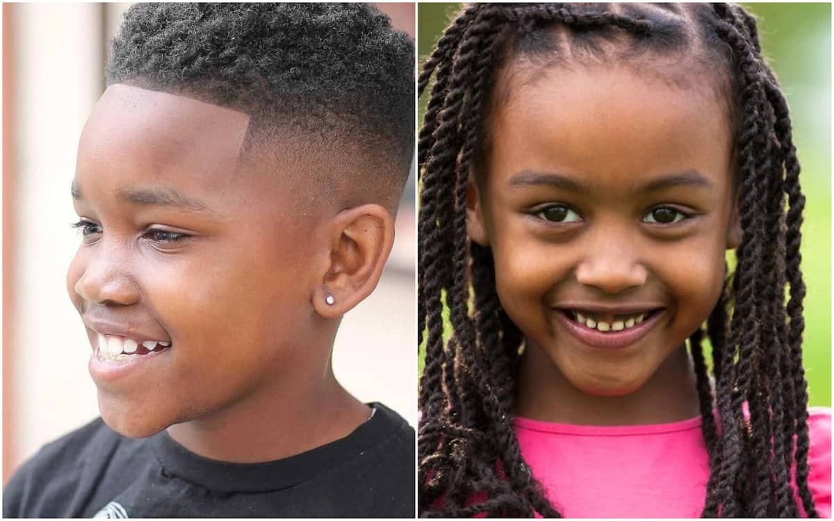 kids hairstyles boys and girls