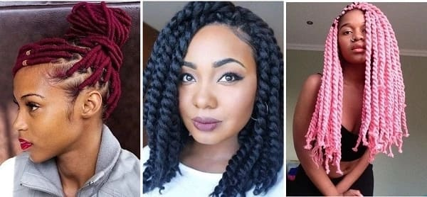 Best Hairstyles With Brazilian Wool In 2019 Legit Ng
