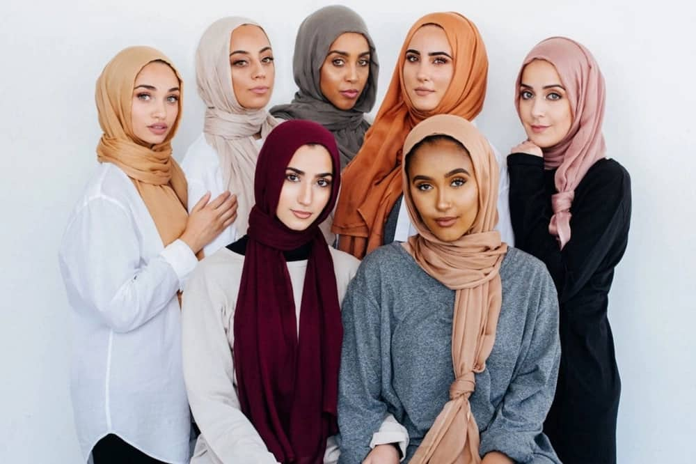 This Is What Hijab Really Is How To Wear Hijab In Different Hijab Styles Tutorial Hijab Pashmina Dubai Khalifa