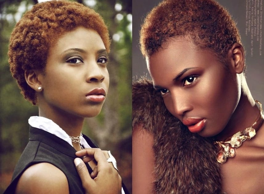 Quick Short Natural Hairstyles For Nigerian Ladies In 2019 Legit Ng