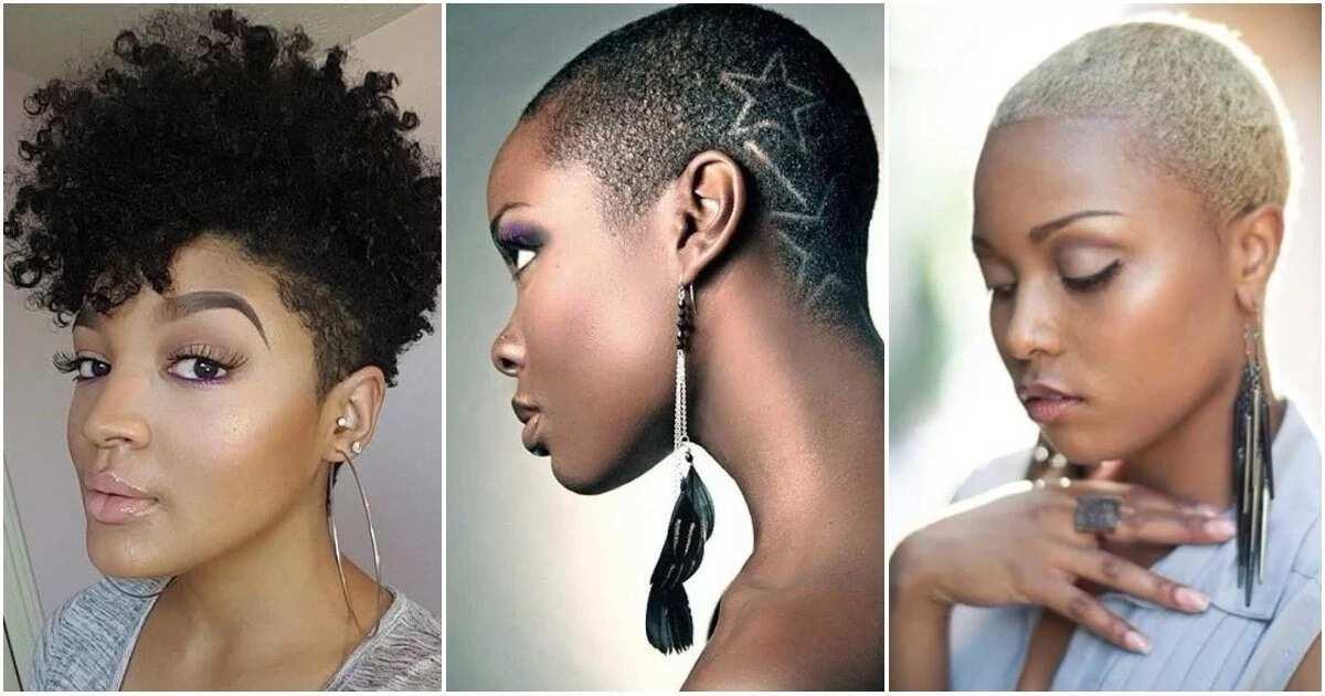 Top Low Cut Hairstyles For Natural Hair Legit Ng