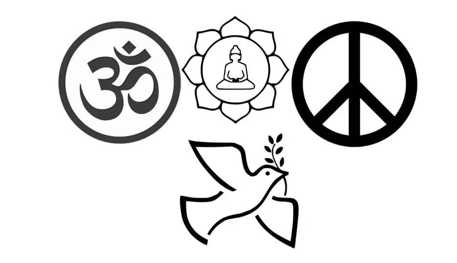 Different types of peace symbols around the world Legit.ng