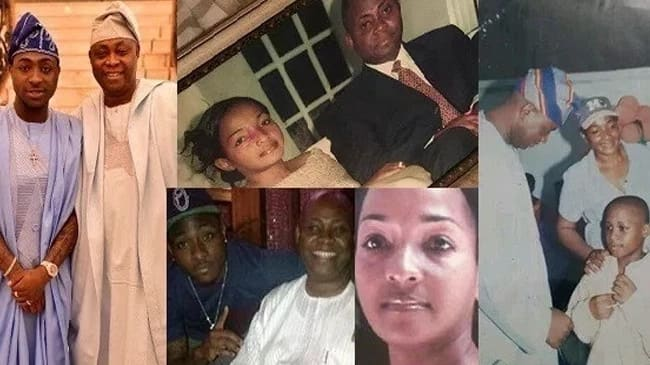 Davido Pens Emotional Tribute To His Late Mother