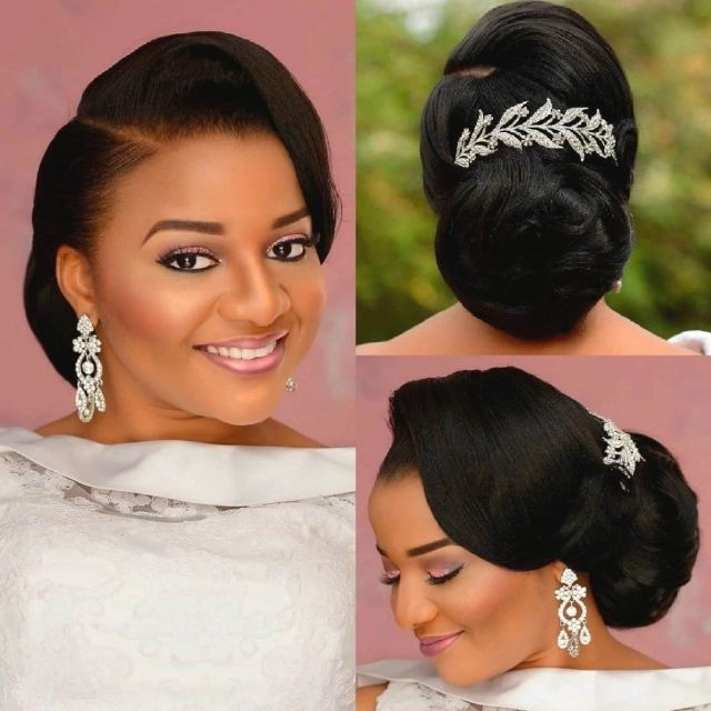 latest nigerian wedding hairstyles ▷ legit.ng