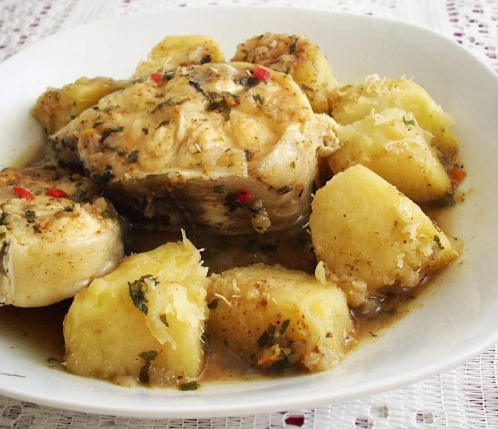Fish and yam stew top 10 Nigerian dishes for dinner