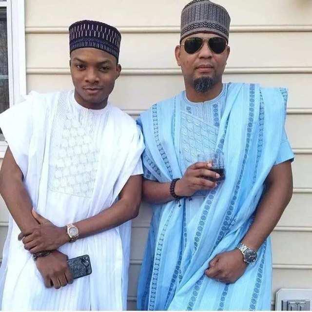 Nigerian Aso Ebi styles for men 2017