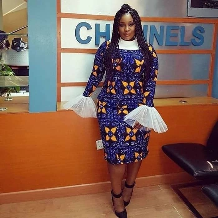 Latest Ankara styles for plus size ladies in 2018