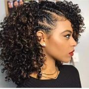 black natural hairstyles