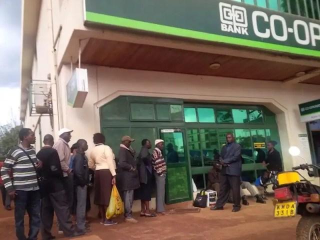 Image result for Co-op Bank kenya