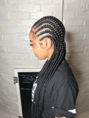 latest nigerian cornrow hairstyles