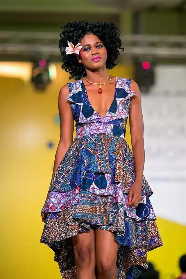 Unique Ankara dress designs