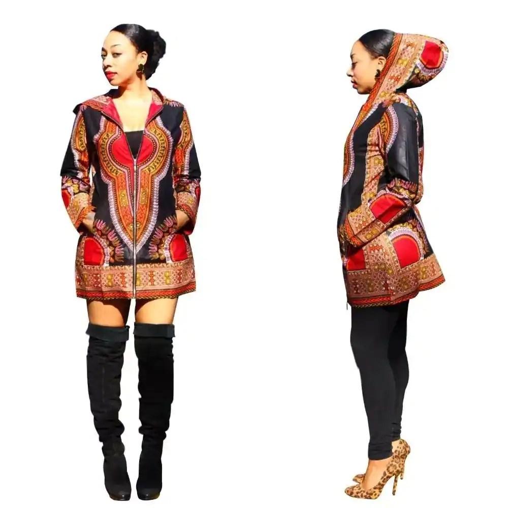 Ankara jacket styles